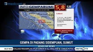 Download Video Gempa 5,8 SR Guncang Padang Sidempuan MP3 3GP MP4