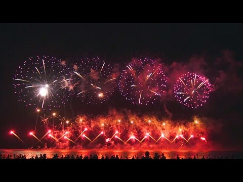 2016 Shanghai Jinshan Music Fireworks Festival