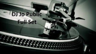 Jo Public - Underground Garage vol.04 (Full 75m), 2-step set (the bootlegs) 1999
