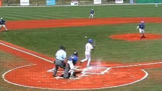 ME v baseballu: RUS-ITA 0:4 (Třebíč, July 19)