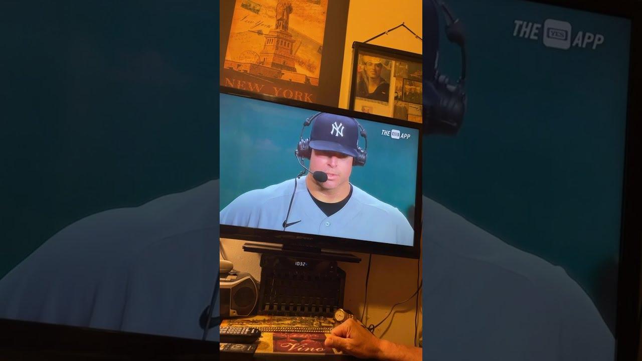 Kluber No Hitter Yankee Fan (REACTION)