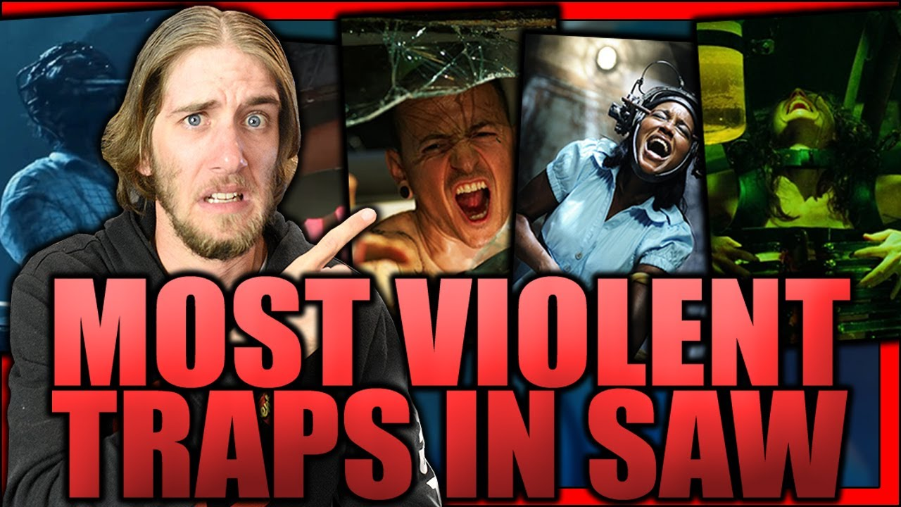 Download Most Violent Traps in the Saw Series!