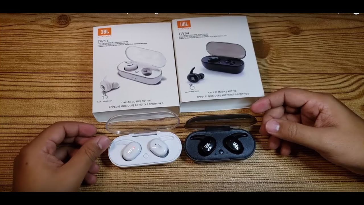 Jbl Tws 4 Review Unboxing And Tutorial In Detail True Wireless Earbuds Youtube
