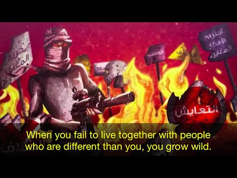 'The Hidden Killer' - a Saudi PSA in support of coexistence