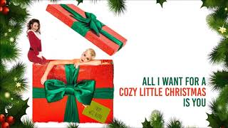 [MERRY CHRISTMAS!] All I Want For Christmas Is You / Cozy Little Christmas (Carey & Perry Mashup)