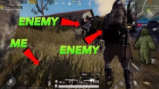 Ghillie Suit EXPERIMENT! Ep. 3 | Funny Moments | PUBG Mobile