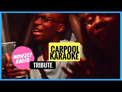 Carpool Karaoke Kampala Throwback #RIPMowzeyRadio