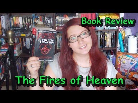 The Fires of Heaven (book review) by Robert Jordan