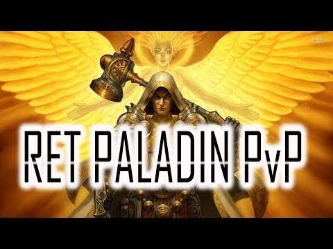 NOT ON MY WATCH!!! | 7.3.5 RET PALADIN PvP | WoW Legion