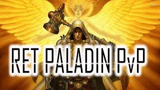 NOT ON MY WATCH!!! | 7.3.5 RET PALADIN PvP | WoW Legion