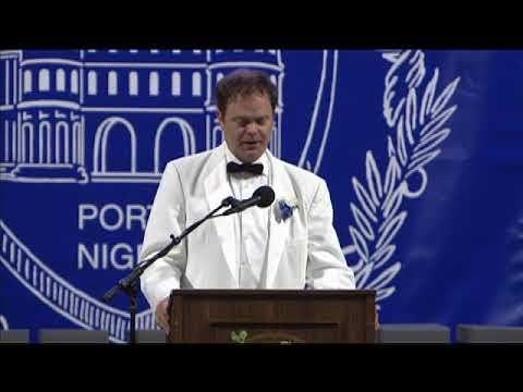 Rainn Wilson Alumni Speaker