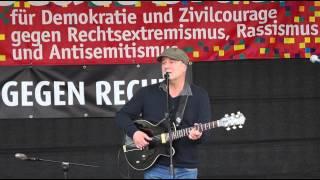 Kai Degenhardt - Politische Lieder über Krieg & Frieden u.a. - Tour 2015