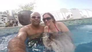 vlog 15 rogelim dossantos montego bay jamaica sandals all inclusive resort 2015