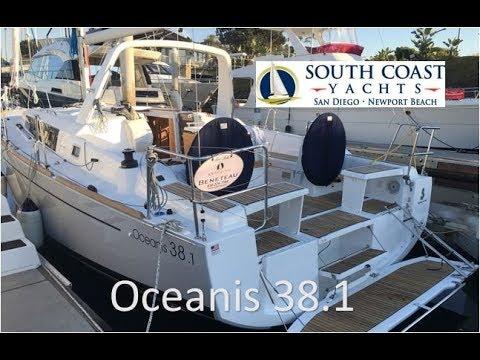 2018 Beneteau Oceanis 38.1 Walk Through with Sean Smith