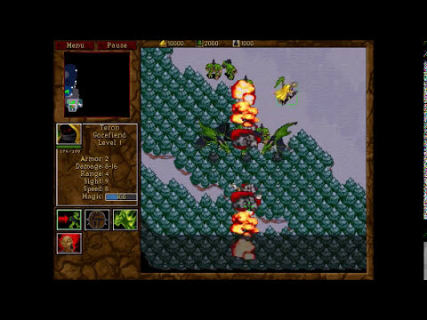 Warcraft II: Beyond the Dark Portal. Orcs 11