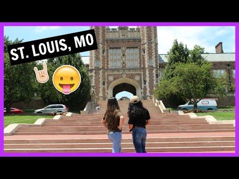 St. Louis, MO Travel Diary | Amanda Jule | 2016