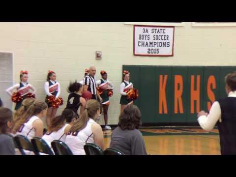 Freedom vs Kettle Run GBball