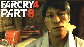 Far Cry 4 Gameplay Walkthrough Part 8 - Extreme Fishing! - Xbox One Let's Play Review