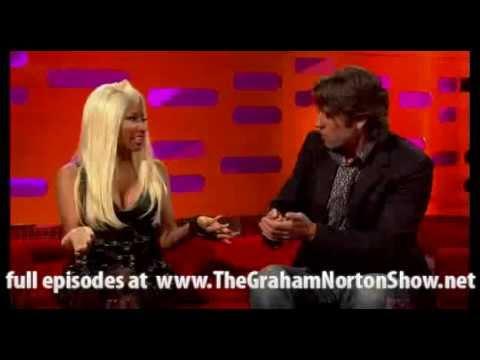 The Graham Norton Show Se 11 Ep 2, April 20, 2012 Part 2 of 5
