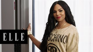 You Won't Believe What Ashanti Bought With her First Big Check | First Thing With | ELLE
