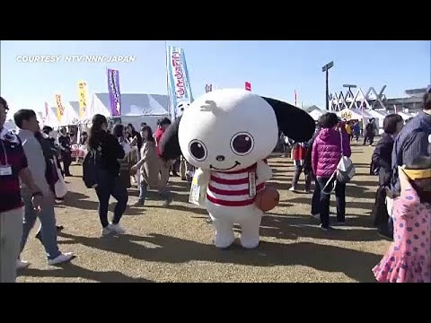 شاهد الدمية -كابارو- الأكثر شعبية في اليابان  - نشر قبل 30 دقيقة