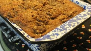 Pumpkin Streusel Pound Cake With Cookingandcrafting