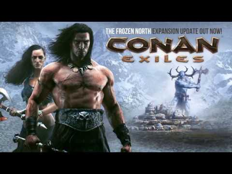 Conan Exiles - The Frozen North Launch Trailer