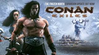 Conan Exiles - The Frozen North Launch Trailer
