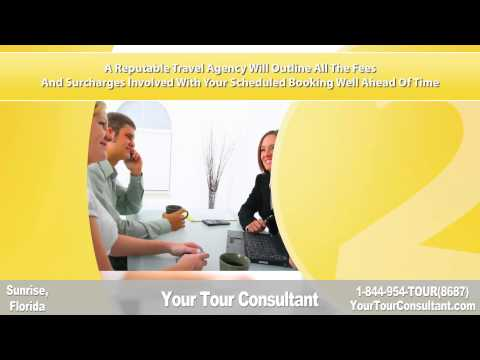 Your Tour Consultant Travel Agency TV Commercial