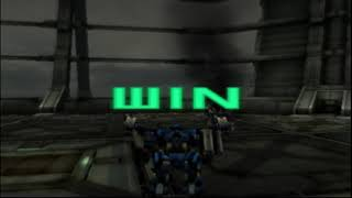 Armored Core Nine Breaker - VS Ortlinde