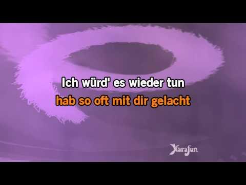 Karaoke Du Hast Mich Tausendmal Belogen - Andrea Berg *