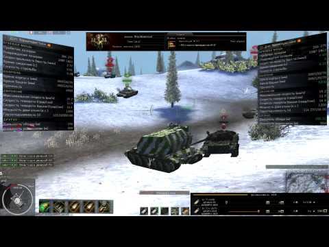 Ground War: Tanks Обзор нового танка Легионов 1К-17