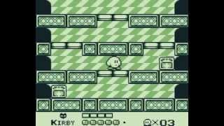 Game Boy Longplay #1: Kirby Dream Land