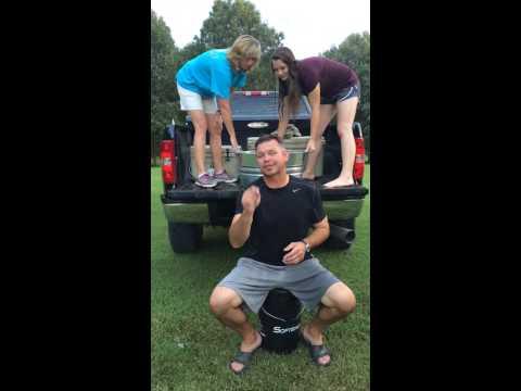 J. Paul Jackson Takes The Ice Bucket Challenge!