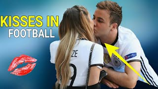Most Craziest Kisses In Football