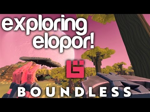 """BOUNDLESS GAMEPLAY 