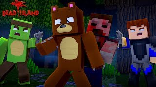 SOMETHING IS WATCHING US!!! w/TinyTurtle & Scuba Steve - Minecraft Horror Island #2