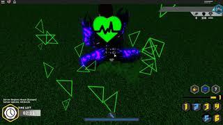 Faint.  Black Magic II ROBLOX