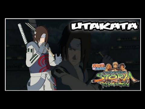 Naruto Shippuden: Ninja Storm Revolution - Jinchuuriki DLC Pack - UTAKATA // Moveset