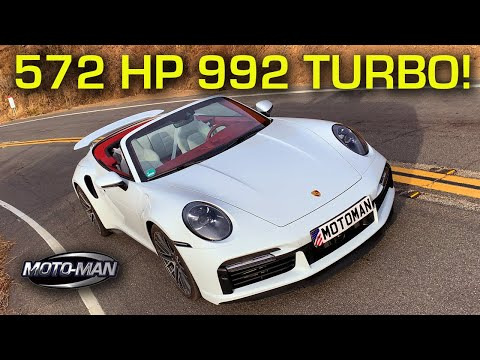 2021 Porsche 911 Turbo (992): Value in the world of crazy fast.