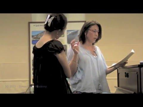 Poros PIano Academy 2015 - Grieg Master Class - Marina Pliassova