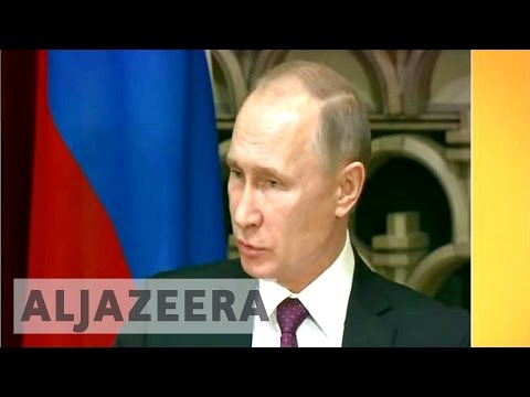 Inside Story - What Are President Putin's Plans For Syria?