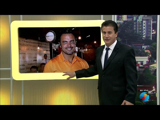 JMD (20/02/19) - Falcão é entrevistado no JMD