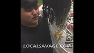 Watch Chief Keef Comfort a Crying Fan