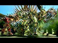 Transformers Age of Extinction Dinobots Charge Scene 1080pHD VO