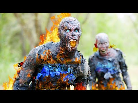 Download The Burning Dead 2015 full movie  Explained in Hindi & Urdu | Zombie movie explain #filmistoryhindi