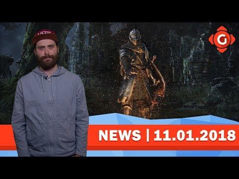 Dark Souls Remastered kommt für Switch! Battlefield 1: Kostenlose Inhalte für alle!| GW-NEWS
