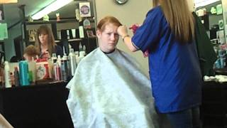 Repeat youtube video Dramatic Haircut