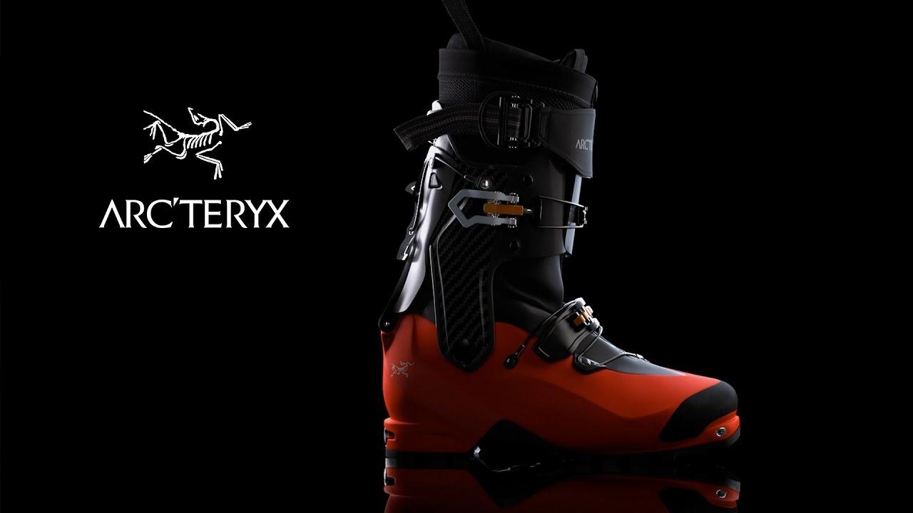 ce98a529ed Arc'teryx Procline Boot: Climb. Ski. - YouTube