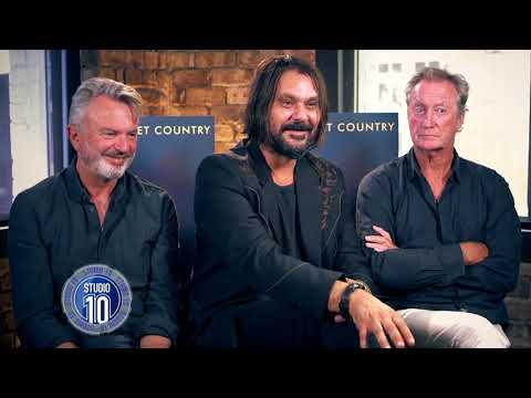 Sam Neill, Bryan Brown & Warwick Thornton Talk 'Sweet Country' | Studio 10